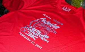 Grimsby 1/2 Marathon Shirt