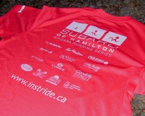 Grimsby 1/2 Marathon Shirt Back